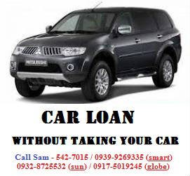 Pawn Car Via Orcr Sangla Loan Without Taking Your Car Loan Ph Com