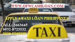 taxi loan sangla
